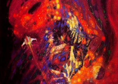 Science-fiction - Richard Powers 1960 (21)