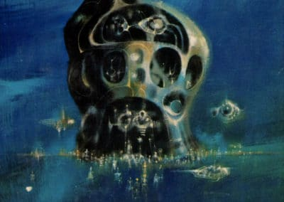 Science-fiction - Richard Powers 1960 (22)