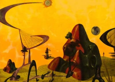 Science-fiction - Richard Powers 1960 (23)