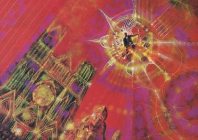 Science-fiction - Richard Powers 1960 (24)