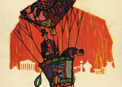 Science-fiction - Richard Powers 1960 (26)