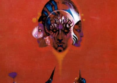 Science-fiction - Richard Powers 1960 (30)
