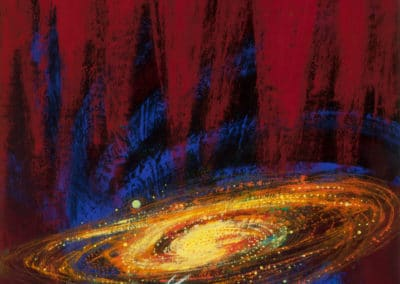 Science-fiction - Richard Powers 1960 (31)