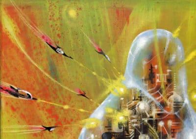 Science-fiction - Richard Powers 1960 (33)