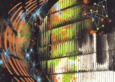Science-fiction - Richard Powers 1960 (34)