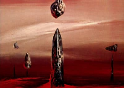 Science-fiction - Richard Powers 1960 (38)