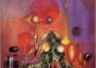 Science-fiction - Richard Powers 1960 (5)