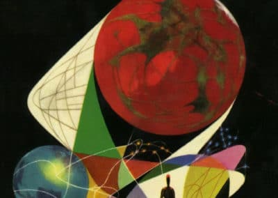 Science-fiction - Richard Powers 1960 (7)