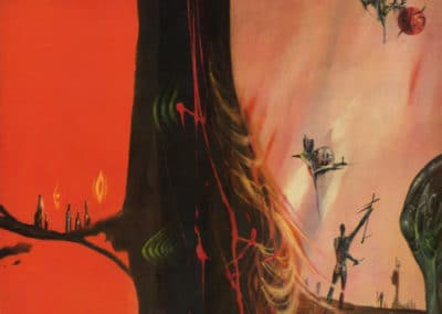 Science-fiction - Richard Powers 1960 (8)