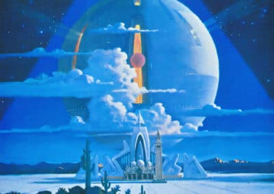 Science-fiction - Robert McCall 1970 (11)