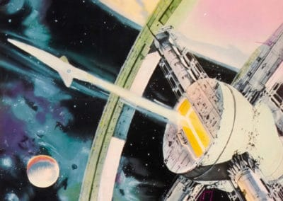Science-fiction - Robert McCall 1970 (14)