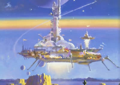 Science-fiction - Robert McCall 1970 (21)