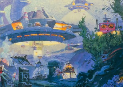 Science-fiction - Robert McCall 1970 (23)