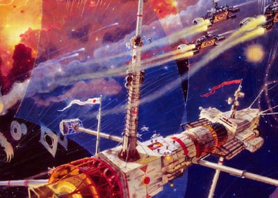 Science-fiction - Robert McCall 1970 (24)