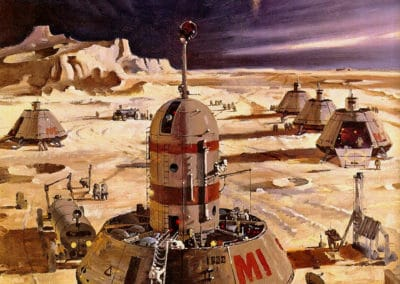 Science-fiction - Robert McCall 1970 (28)