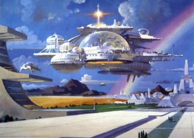 Science-fiction - Robert McCall 1970 (3)