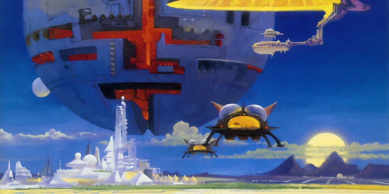 Science-fiction – Robert McCall