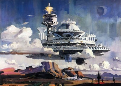 Science-fiction - Robert McCall 1970 (4)