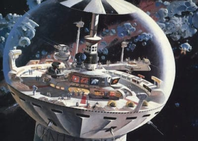 Science-fiction - Robert McCall 1970 (5)