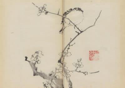 Shi zhu zhai zhai shu hua hua pu – Hu Zhengyan 1633 (1)