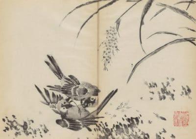 Shi zhu zhai zhai shu hua hua pu – Hu Zhengyan 1633 (15)