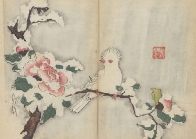 Shi zhu zhai zhai shu hua hua pu – Hu Zhengyan 1633 (2)