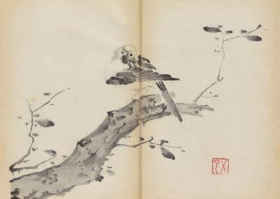 Shi zhu zhai zhai shu hua hua pu – Hu Zhengyan 1633 (38)