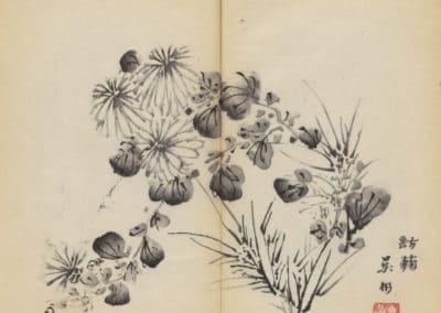Shi zhu zhai zhai shu hua hua pu – Hu Zhengyan 1633 (62)