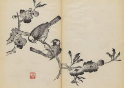 Shi zhu zhai zhai shu hua hua pu – Hu Zhengyan 1633 (79)