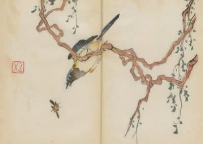 Shi zhu zhai zhai shu hua hua pu – Hu Zhengyan 1633 (9)