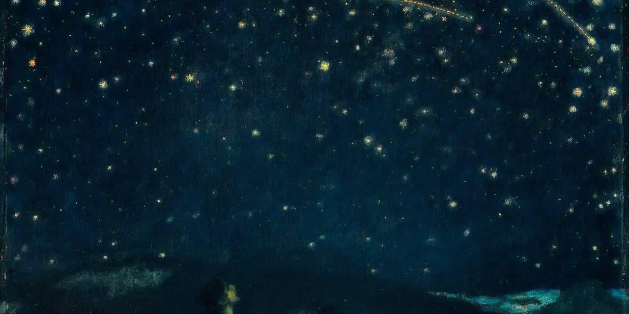Crépuscule rustique – Nérée Beauchemin