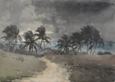 Storm, Bahamas - Winslow Homer (1893)