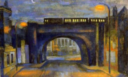 Dans le train – Blaise Cendrars