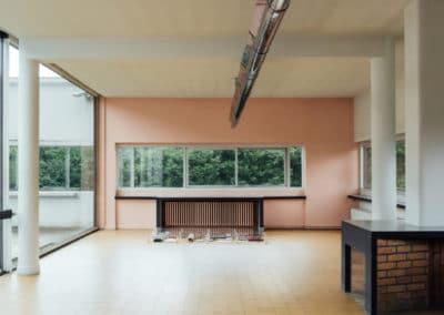 Villa Savoye - Le Corbusier 1931 (23)