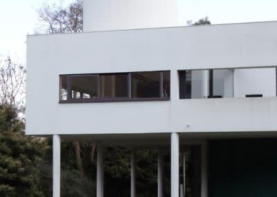 Villa Savoye - Le Corbusier 1931 (31)