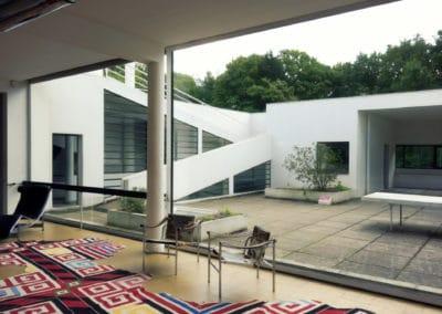 Villa Savoye - Le Corbusier 1931 (32)
