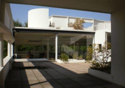 Villa Savoye - Le Corbusier 1931 (34)