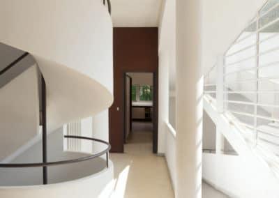 Villa Savoye - Le Corbusier 1931 (9)
