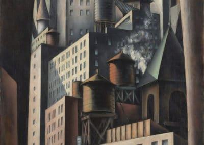 14th Street - Bumpei Usui (1934)