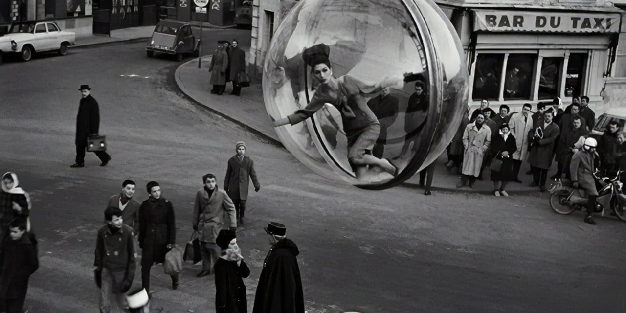 Bubble – Melvin Sokolsky