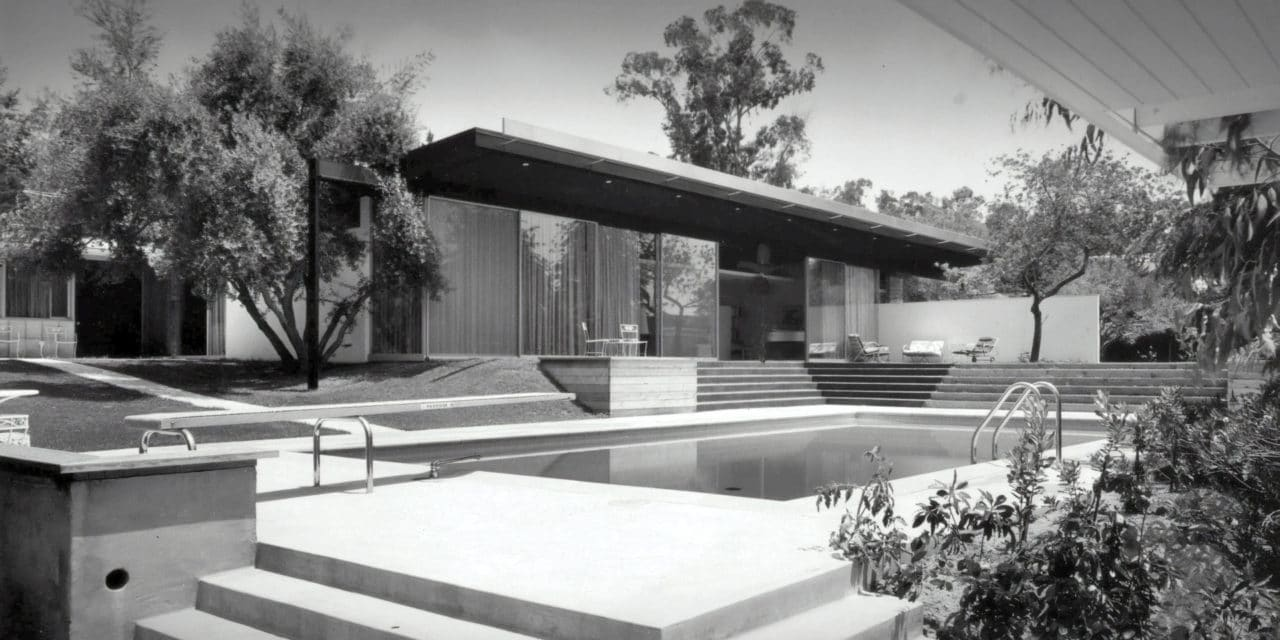 Kronish House – Richard Neutra