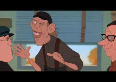 Le géant de fer - Brad Bird 1999 (2)