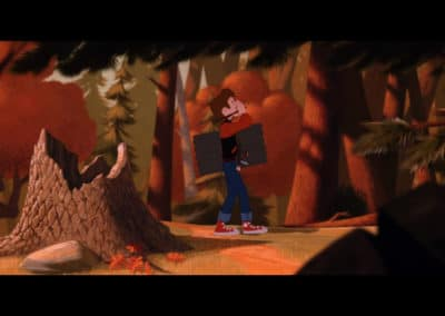 Le géant de fer - Brad Bird 1999 (7)