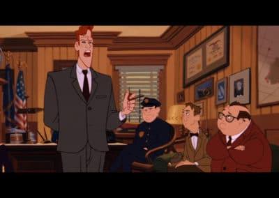 Le géant de fer - Brad Bird 1999 (8)