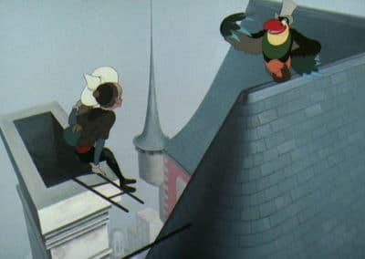 Le roi et l'oiseau - Paul Grimault 1980 (17)