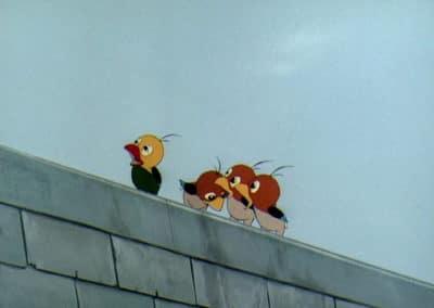 Le roi et l'oiseau - Paul Grimault 1980 (18)
