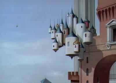 Le roi et l'oiseau - Paul Grimault 1980 (26)