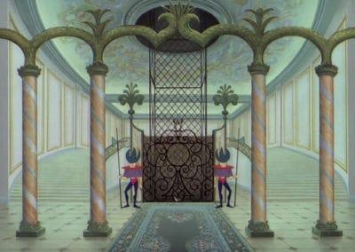 Le roi et l'oiseau - Paul Grimault 1980 (3)
