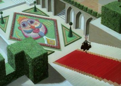 Le roi et l'oiseau - Paul Grimault 1980 (37)
