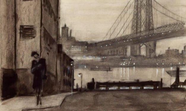 Sur le bac de Brooklyn – Walt Whitman